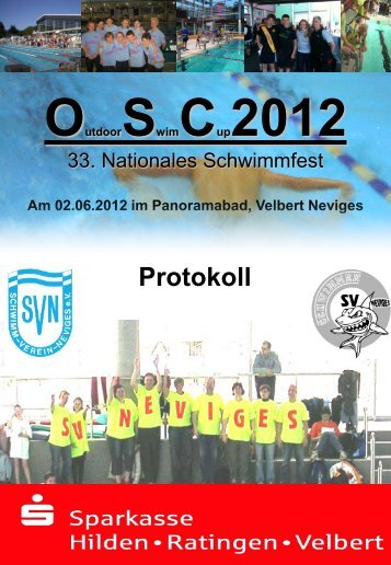 Protokoll - ESV Wuppertal Ost