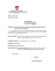 Izvješće o aktivnostima Doma zdravlja Splitsko-dalmatinske ...