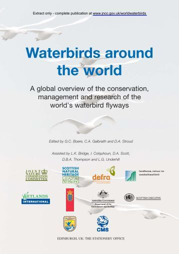 Biodiversity and conservation in the Banados del Este ... - JNCC