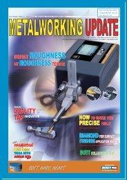 Metalworking Update # 21 p2-p15.pmd - Factory Max CO., LTD