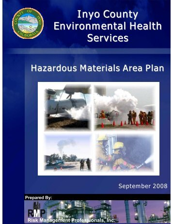 Inyo County Environmental Health Services - County of Inyo
