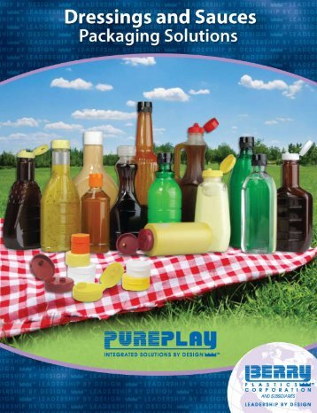 Pure Play Dispensing Bottles and Closures - Lanca Sales