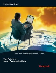 Digital Solutions - The future of Alarm communications