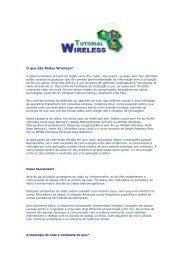 O que são Redes Wireless? - FESP