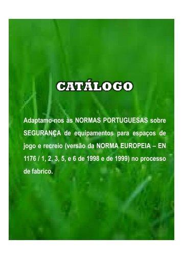 versão da NORMA EUROPEIA - Marbeiro