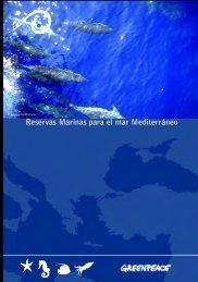 Reservas Marinas para el mar Mediterráneo - Confederación ...