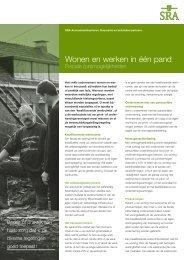 Wonen en werken in een pand: fiscale - Webkey