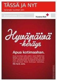 SPR_Varsinais_Suomi_Tassa_ja_Nyt_ 2_2013.pdf - RedNet