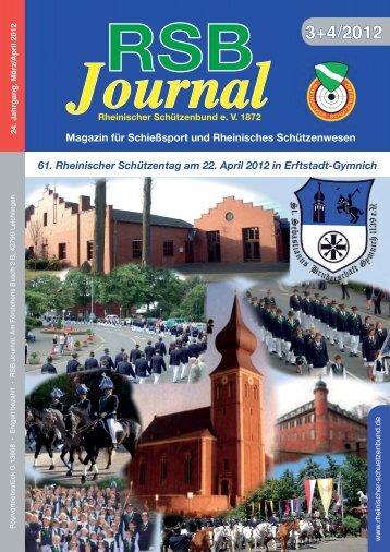 Berichte zum 61. Schützentag - Sankt Sebastianus Bruderschaft ...
