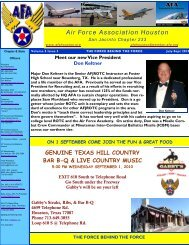 Air Force Association Houston