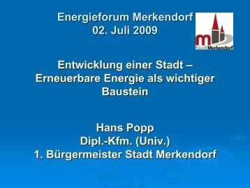 37. Stadtratssitzung 14. Juli 2004