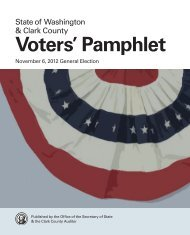 Voters' Pamphlet - WEI Root