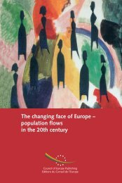 The changing face of Europe – population flows in - 404 Page not ...