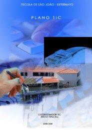5. Plano TIC - Actividades a desenvolver