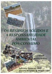 Os Resíduos Sólidos e a Responsabilidade Ambiental Pós ...