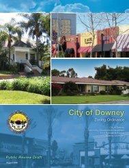 City of Downey