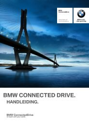 BMW CONNECTED DRIVE. - BMW.com