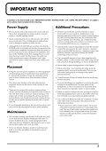 MC909 Manual - SampleKings - Page 5