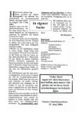 Trainingszeiten: Sommer 2004 - SG Borken - Seite 2