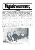 Trainingszeiten: Sommer 2004 - SG Borken - Seite 5