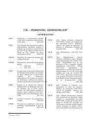 2 m – personnel administratif - Archives départementales Corrèze
