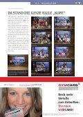 Noch mehr Vorteile zum Anbeißen: Die neue GYMCARD! - Seite 5