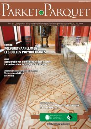 polyurethaanlijmen les colles polyuréthanes - Magazines Construction