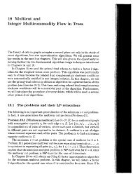 18 Multicut and Integer Multicommodity Flow in Trees