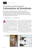 Laboratórios de Jornalismo - Clube de Jornalistas - Page 4