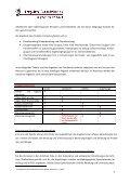 Evaluation des Projekts Freiräume Oktober 2007 bis ... - Starke Väter - Page 6