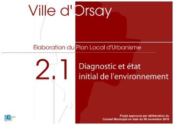 Diagnostic - Orsay