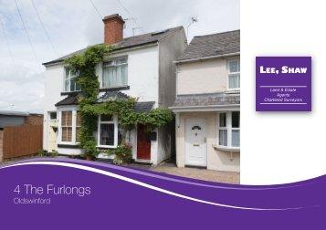 4 The Furlongs - Lee Shaw Partnership