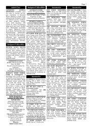 121009 classified ads - Battle Creek Shopper News