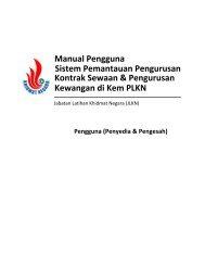 Manual Pengguna Sistem Pemantauan Pengurusan ... - SPK JLKN