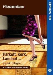 Pflege Laminat - Laminate.ch
