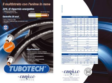 catalogo tubotech in pdf