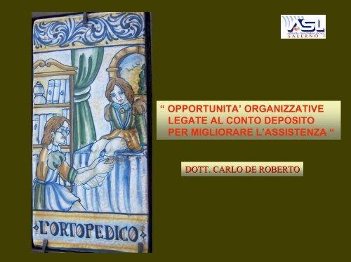 De Roberto Carlo - relazione.2 - fareonline.it
