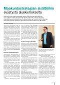 2013/2 - Etelä-Pohjanmaan liitto - Page 5