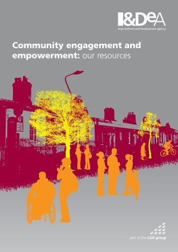 Community engagement and empowerment - Worcestershire ...