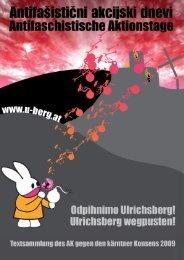 broschüre 2009 - Friede, Freude, deutscher Eintopf