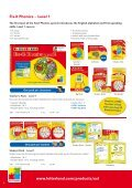 2013 Fix-it Phonics Catalogue - Letterland - Page 4
