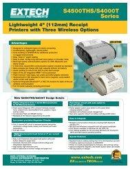 S4500THS/S4000T Series - Delfi