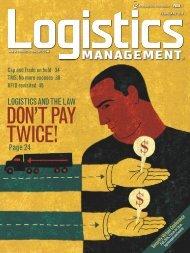 Logistics Management - February 2010