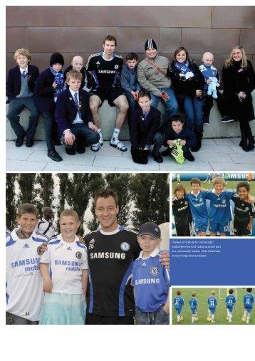 Premier Programmes – Chelsea FC - Athena PR