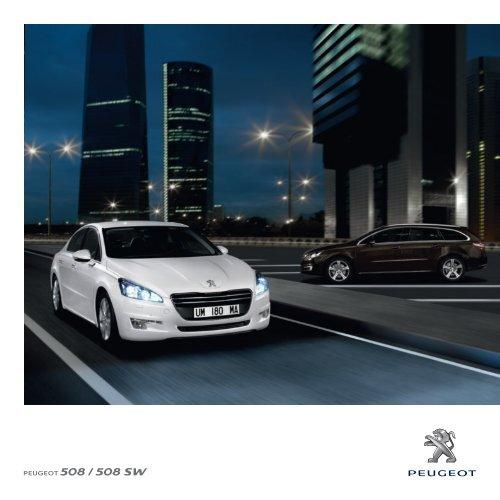 508_Master SON:_ - Peugeot