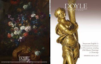 Important English & Continental Furniture ... - Doyle New York