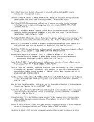 Dr Kita's complete list of publications