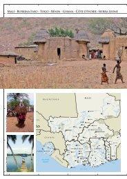 Introduction Afrique de l'Ouest - Terre d'Afrique