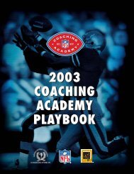 Coaching Academy Playbook