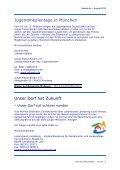 NewsletterKJR Landsberg - August 2010 - Kreisjugendring ... - Page 2